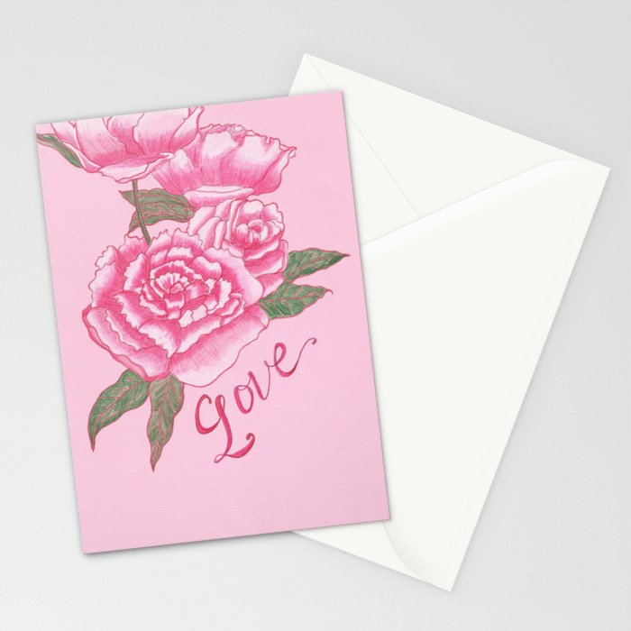 I DO!! Stationery Cards