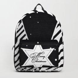 Winter Christmas Backpack
