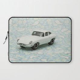 Vintage 1961 Jaguar Type E Matchbox Laptop Sleeve