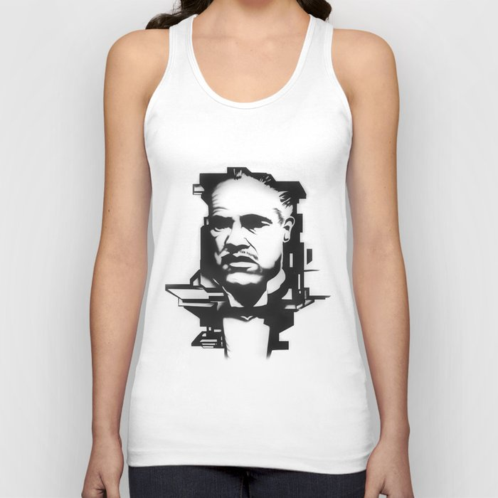 The GODFATHER Unisex Tank Top