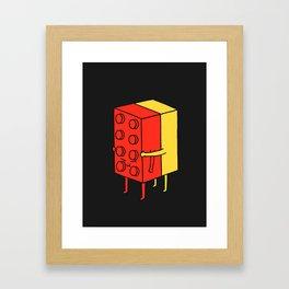 Never Let Go Framed Art Print