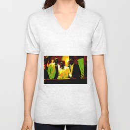 Cotton Club Legends Unisex V-Neck