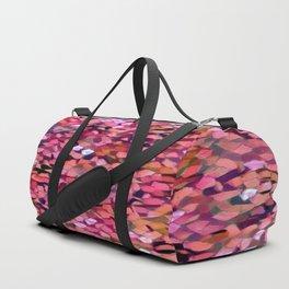 Micro Confetti Pinks Duffle Bag