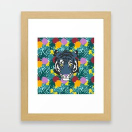 Junglee Framed Art Print