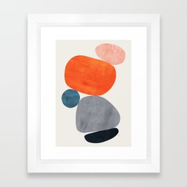contemporary framed art prints society6