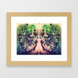 Spider Mother Framed Art Print
