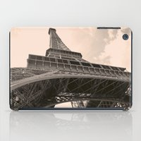eiffel tower iPad Cases featuring Eiffel Tower by ib photography