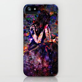 Grief and Loss iPhone Case