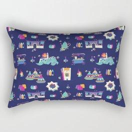 Morrocan Night Rectangular Pillow