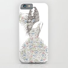 Flower Girl - pattern iPhone 6s Slim Case