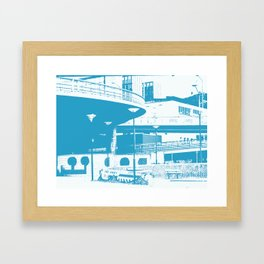 Bridge 21 Framed Art Print