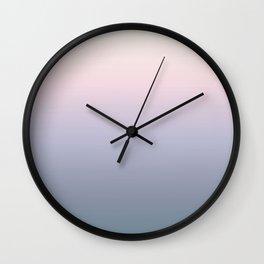Sunrise Desert Wall Clock