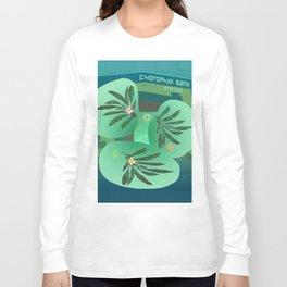 Chlorofyll Bank Station Long Sleeve T-shirt