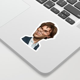 Willem Dafoe Sticker