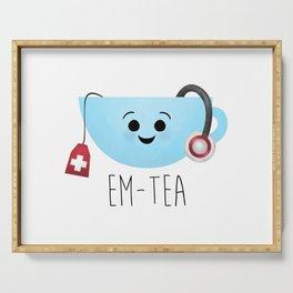 EM-Tea Serving Tray