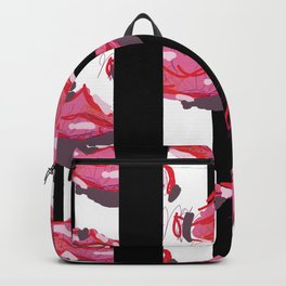 lines and lips Backpack
