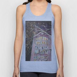 Amsterdam's Night Love Unisex Tank Top
