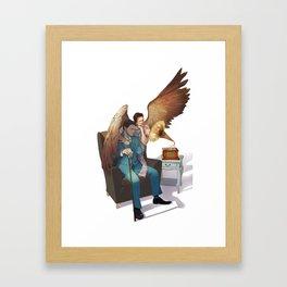 Chilton and matthew brown Framed Art Print