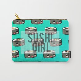 Sushi Girl Carry-All Pouch
