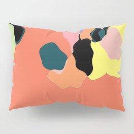 Descending Color Pillow Sham
