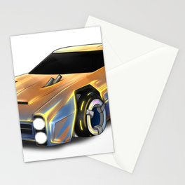 Rocket League Gamer E-Sports Competitive Gaming Stationery Cards