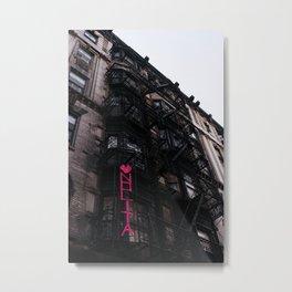 Nolita III Metal Print