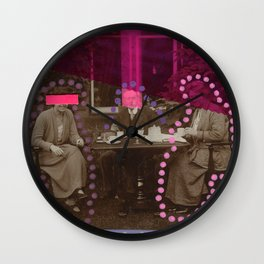 Uninvited Wall Clock