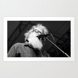 Chuck - Wussy 3 Art Print