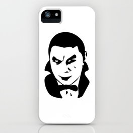 MAKE THIS OCTOBER AND HALLOWEEN A SCREAM iPhone Case