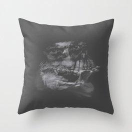 La mer - Poseidon Throw Pillow
