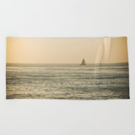 Simple Dream Beach Towel