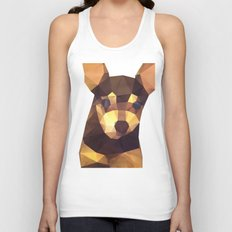 The Chihuahua Unisex Tank Top