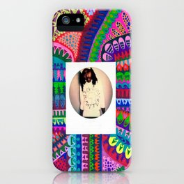 Blood Orange iPhone Case
