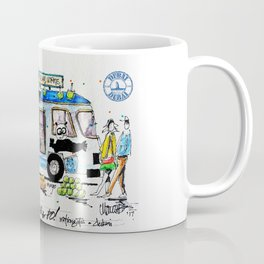 DreamWorks Plaza - Motiongate Theme Park Dubai Coffee Mug