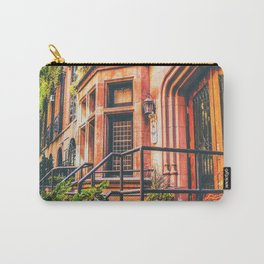 New York City Autumn Pumpkin Carry-All Pouch