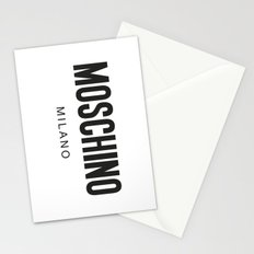Moschino Milano Stationery Cards