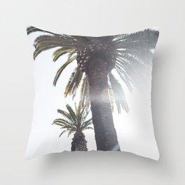 Palm Trees 7 Throw Pillow