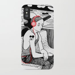 As The Lights Go By iPhone Case