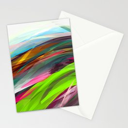 Summer Wave Stationery Cards