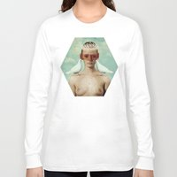 serenity Long Sleeve T-shirts featuring Serenity by Seamless