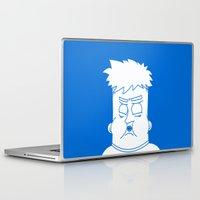 fat Laptop & iPad Skins featuring Fat Kid by Jonas Pelzer