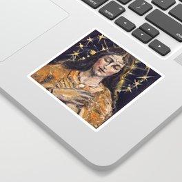 Gratia Plena Sticker