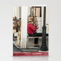 donkey Stationery Cards featuring Donkey by Joëlle Paquet