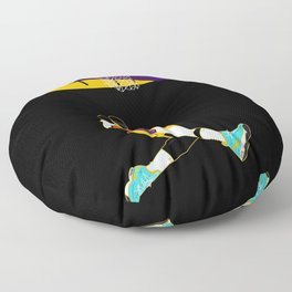 Lebron Dunk Floor Pillow