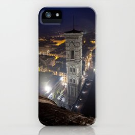 Campanile iPhone Case