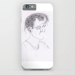Mind Body Problem iPhone Case