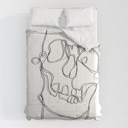 Skeleton Boy Comforters