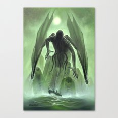 The Call of Cthulhu Canvas Print