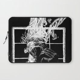 Ink and smoke Laptop Sleeve
