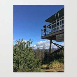 Lookout Lookout Canvas Print
